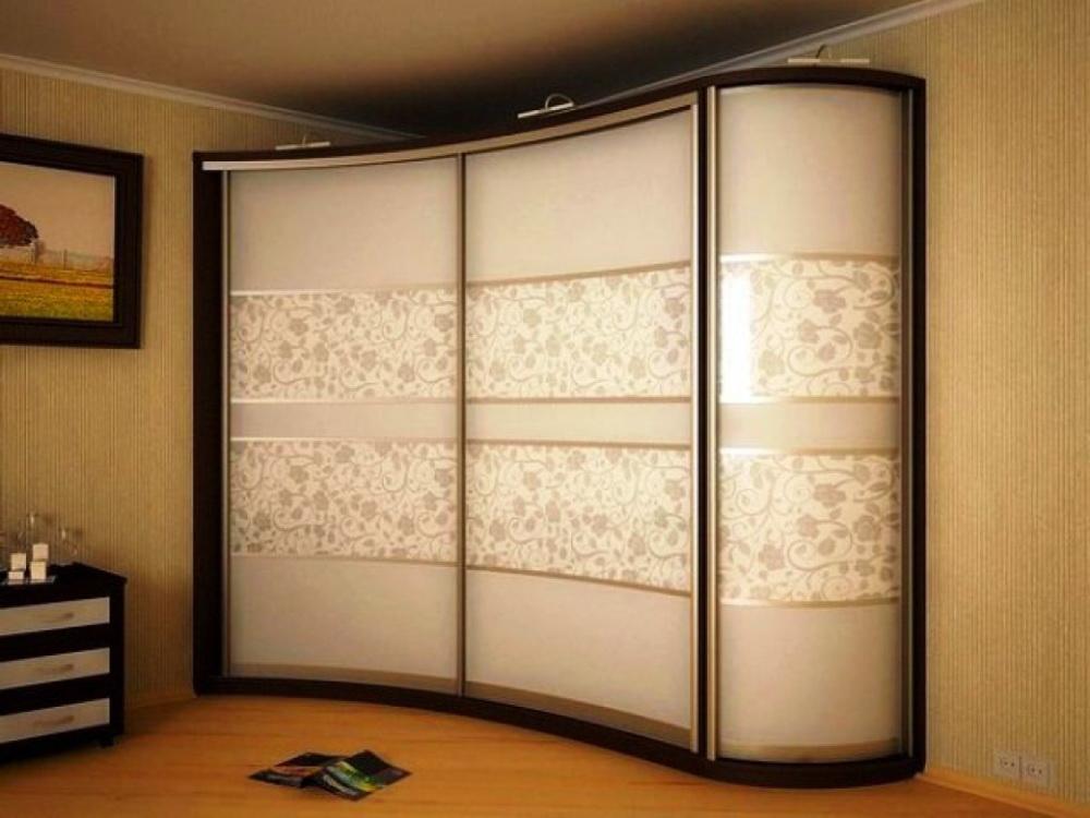 Дизайн фасада шкафа купе фото